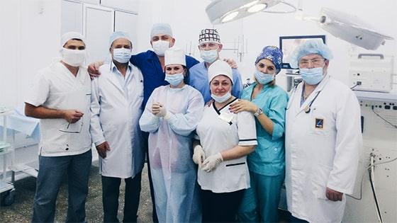 Клініка малоінвазивної хірургії - Вітал, інсайд